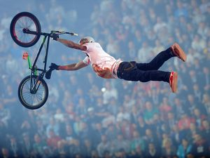 Nitro Circus Live show ramping up for Saturday