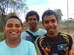 Woorabinda boys take out second place in national music comp