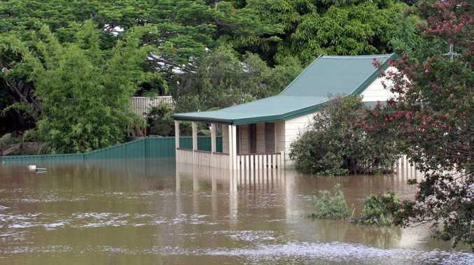 Cottage in Fort St South flooded again.