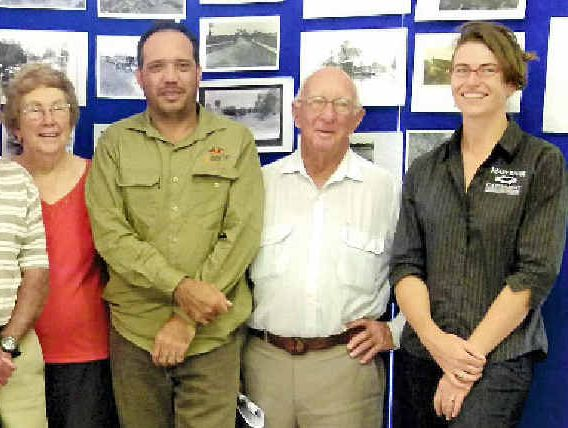 Contributors to the Mary River oral history project.