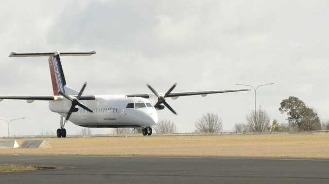 Regular Skytrans flights between Toowoomba and Roma will be announced today.
