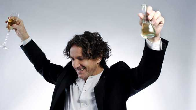 Goran Bregovic performs with his Weddings and Funerals Orchestra at QPAC.