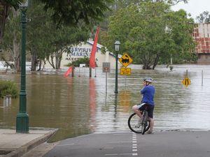 Expect delays on flooded Maryborough-Hervey Bay Rd