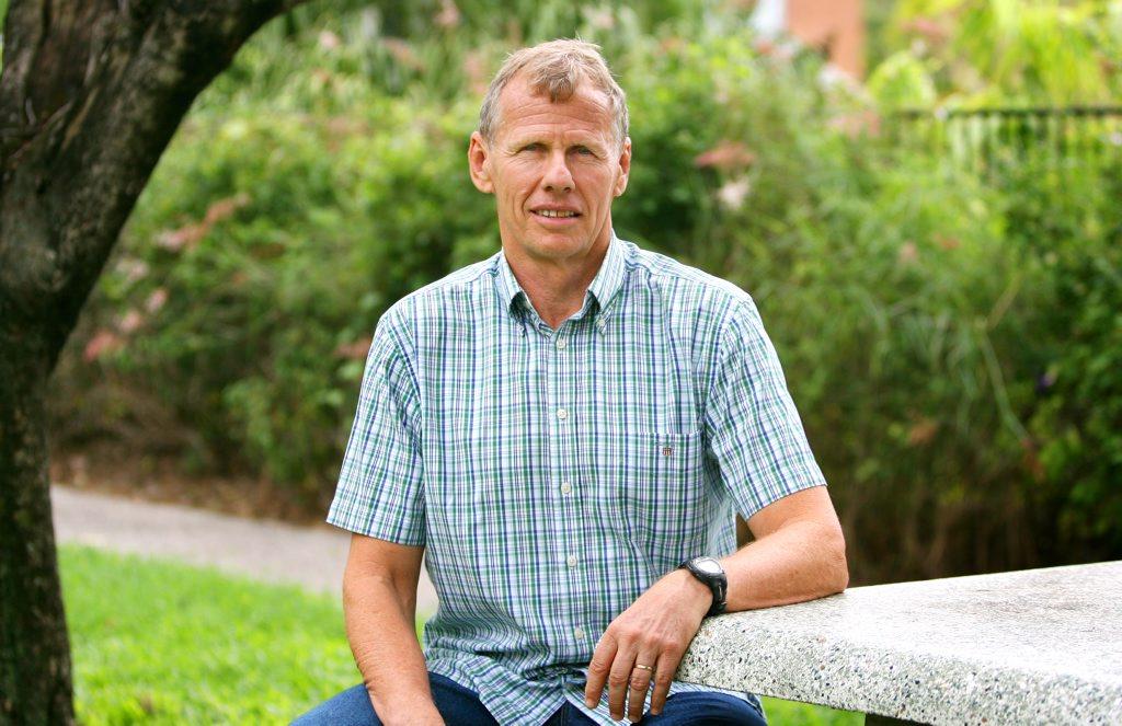 Associate Professor Peter Reaburn from CQ University. Photo: Chris Ison / The Morning Bulletin