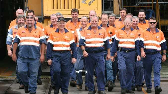 Aurizon workers.