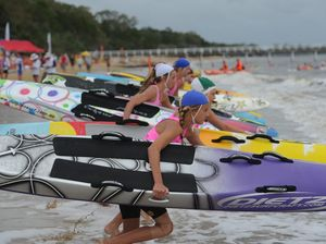 Qld Jnr Surf Life Saving Championships Day1