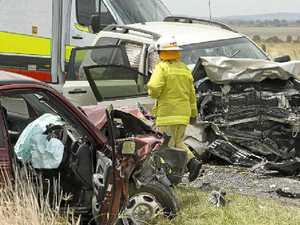 Former cop relives his road crash horror to help save lives