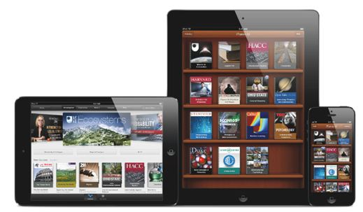 APPLE today announced that iTunes U content downloads have topped one billion.