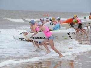 Queensland Surf Lifesaving Titles - Day2