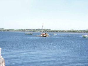 Historic raft gets reprieve