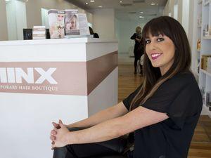 Hairdresser selected for national fashion mentoring program