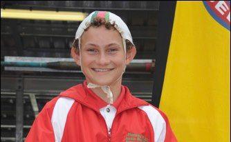 A Mackay triumph, Alex crowned U14 state lifesaver of the year.