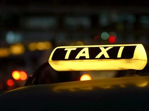 Taxi driver punched 'four to five times' by Rocky passenger