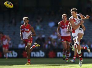 Strong Saints down Swans in AFL pre-season match