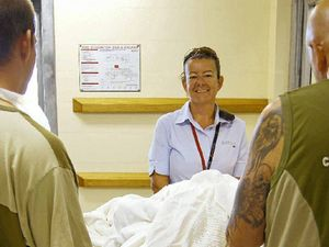 Prison staff helping with Lockyer floods clean-up