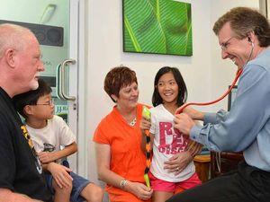Free program seeks better family health