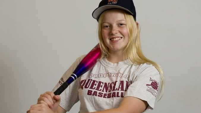 Toowoomba Rangers left-fielder Jayde Austin has qualified for the Queensland under-15 girls baseball team for the first time.