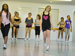 Dancers bust new moves at popular Danceography hip hop class