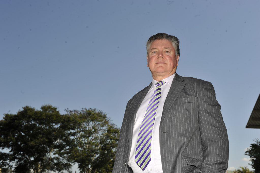 Richmond Valley Council General Manager John Walker.