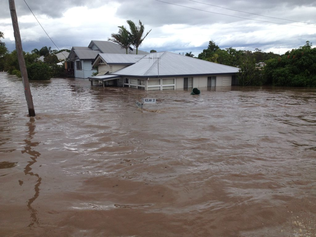 Bundaberg Regional Council has introduced rules that floor levels for new dwellings to be 300mm above flood level.