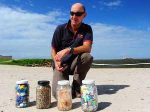 CQUniversity marine debris researcher discusses survey