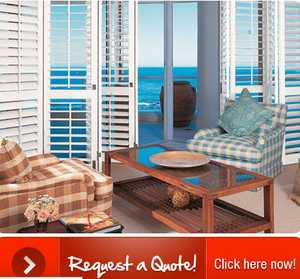 Cosmopolitan Shutters & Blinds strive to always reach on time when there is a need of customer's requirement.