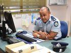 Gladstone Police Acting Senior Constable Dave Lemalu.