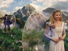 Stunning 3D effects in Oz the Great and Powerful