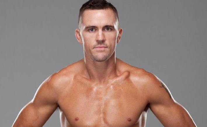 UFC fighter Kyle Noke.