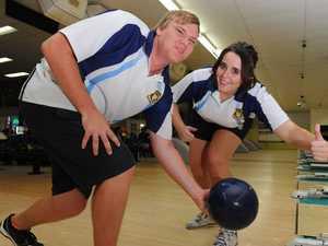 Marathon of a bowling fundraiser