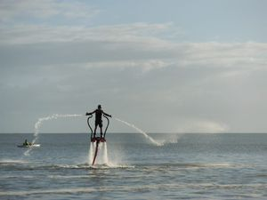 Native Title  part of conditions for flyboarding to start