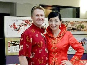 Chinese new year slithers in with celebrations in Gladstone