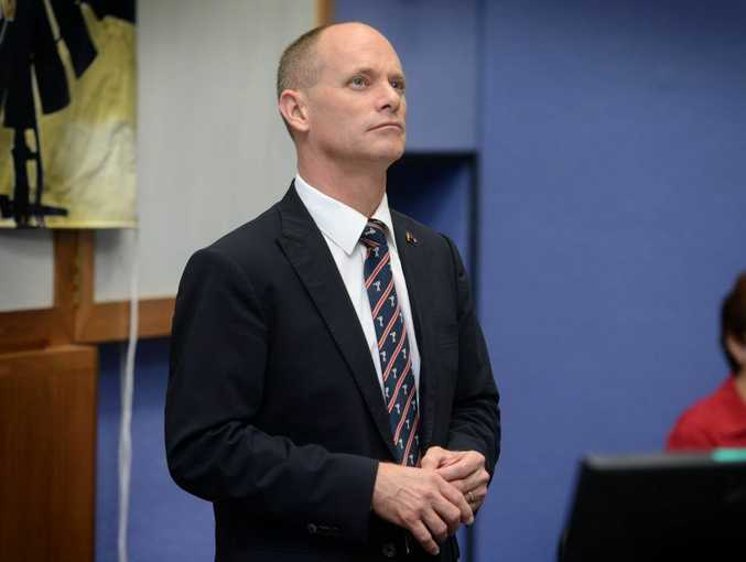 Campbell Newman is firmly in Clive Palmer's firing line.