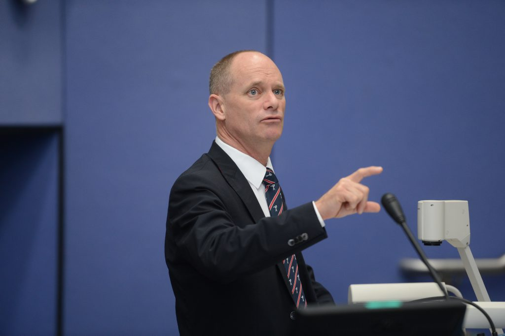 Qld Premier Campbell Newman.