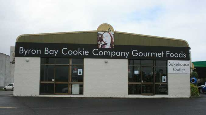 The Cookie Company bakehouse and store in Byron Bay.