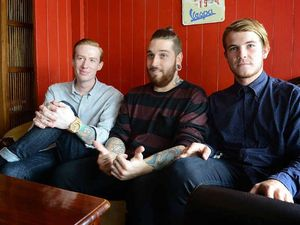 Red-Beard to launch new EP at Civic Centre show