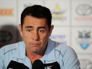 Sharks coach Flanagan stood down in midst of drug scandal