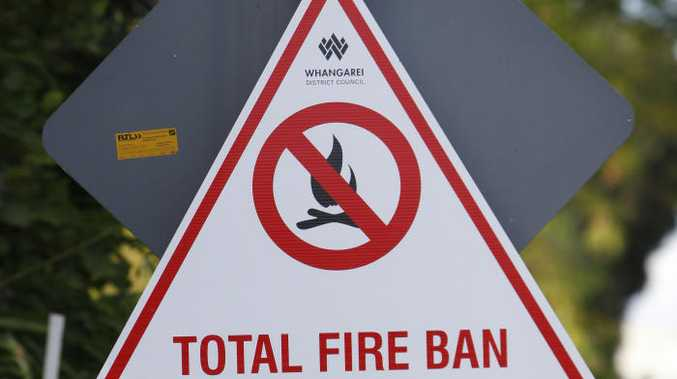 TOTAL FIRE BAN: Fireys issue warning for Friday