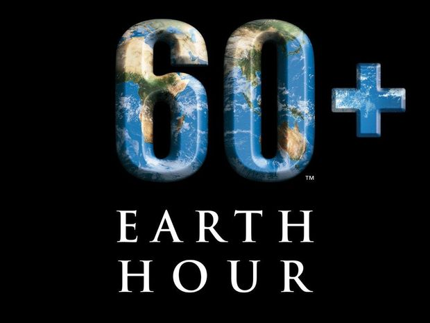 On March 19, many of us will be turning off the lights for Earth Hour.