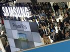 Samsung on show at Las Vegas extravaganza