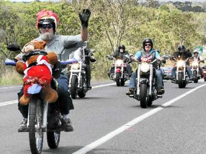 Ulysses Club AGM riders are on track