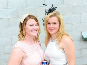 Socials: glamour at Gladstone races on March 9