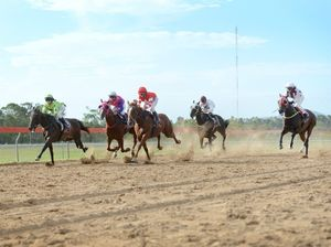 Gladstone Turf Club's horse races on March 9