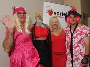 Variety invites women to old bags lunch