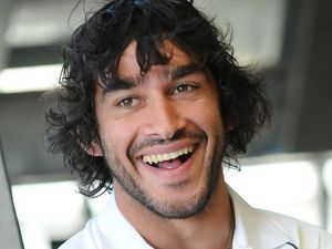 Cowboys Johnathan Thurston returns to the field a new dad