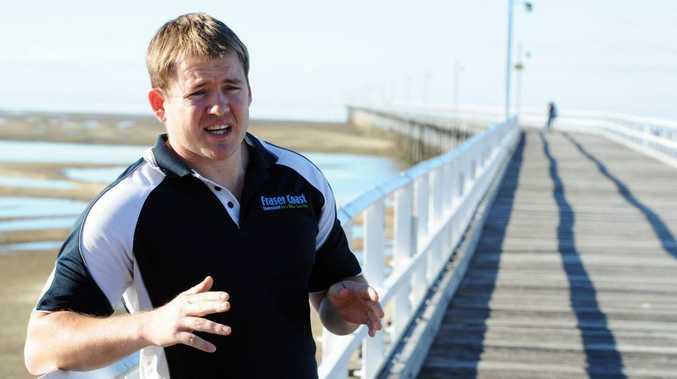 Tourism Fraser Coast's Robbie Cornelius has raised the north Queensland booking issue with Queensland Rail.