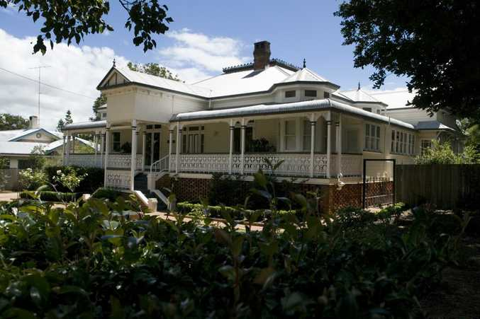 The stately Campbell St home Claremont will open to visitors on March 24.
