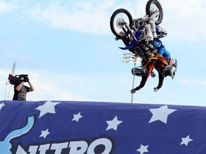 Nitro Circus putting it all on the line in Coffs