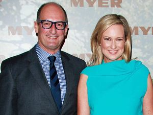 No longer a sunny start with Mel and Kochie