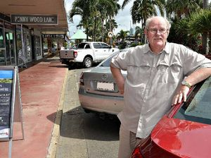 Is the one-hour time limit on parking in Mackay's CBD too short?